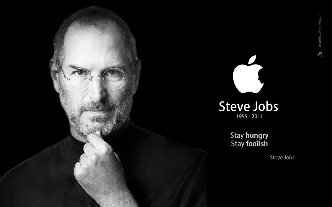 « La dernière leçon de marketing de Steeve Jobs »